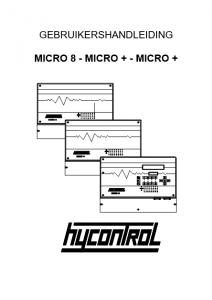 Voorblad Micro8